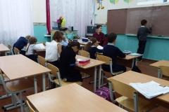 Школьная жизнь. МКОУ Сарсинская СОШ